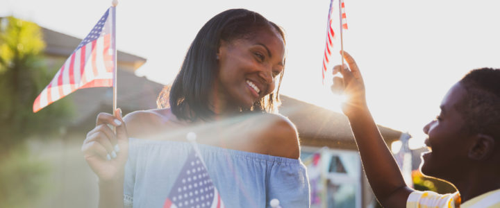 Find Exciting Fourth of July 2021 Celebration Ideas in Lewisville at Castle Hills Marketplace